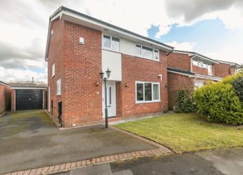 Thumbnail 4 bed detached house for sale in Cunnery Meadow, Leyland