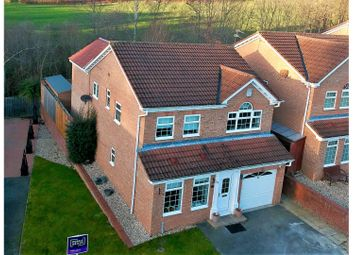 Thumbnail 5 bed detached house for sale in Riverside, Bishop Auckland