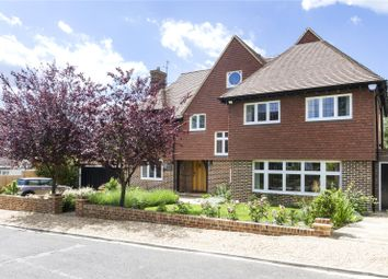 Thumbnail 5 bed detached house to rent in West Road, Coombe, Kingston Upon Thames