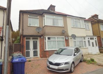 Thumbnail 2 bed maisonette to rent in Locket Road, Wealdstone, Middlesex