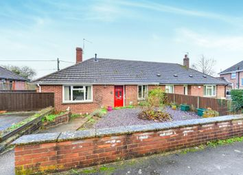Thumbnail 3 bedroom semi-detached bungalow for sale in Grosvenor Road, Stalbridge, Sturminster Newton