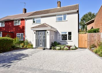 Thumbnail 3 bedroom semi-detached house for sale in Somers Road, Welham Green, Herts