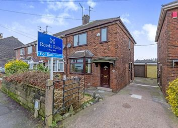 Thumbnail 3 bed semi-detached house for sale in Boulton Street, Wolstanton, Newcastle-Under-Lyme