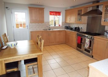 Thumbnail 3 bed town house for sale in Abbey Park Way, Weston, Crewe, Cheshire