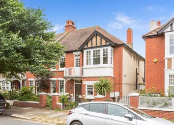 Thumbnail 3 bed flat for sale in Langdale Gardens, Hove