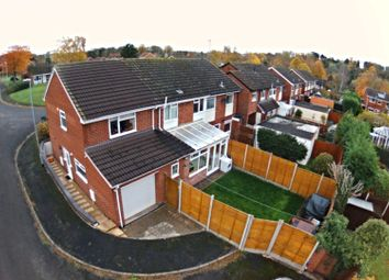 Thumbnail 4 bed semi-detached house for sale in Lime Grove, Kinver