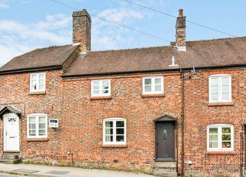 Thumbnail 1 bedroom terraced house to rent in Kingsbury Street, Marlborough, Wiltshire
