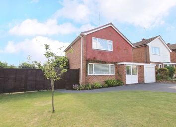 Thumbnail 3 bedroom detached house for sale in Crummock Close, Bramcote, Nottingham