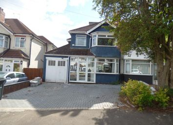 Thumbnail 4 bed semi-detached house for sale in Forest Road, Oldbury, Birmingham