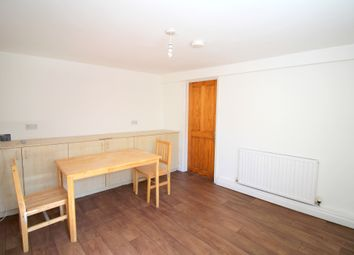 Thumbnail 1 bed flat to rent in Basement Flat, Romford Road, London