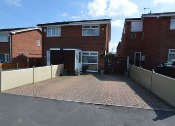Thumbnail 3 bed semi-detached house for sale in Haldane Crescent, Wakefield