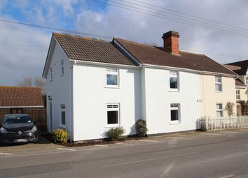 Thumbnail 3 bed cottage for sale in Main Road, Lower Somersham, Ipswich