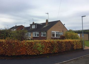 Thumbnail 2 bed bungalow for sale in School Road, Eccleshall, Staffordshire