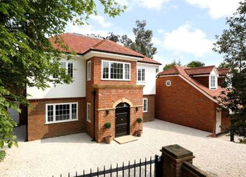 Thumbnail 7 bedroom detached house for sale in Copse Hill, Wimbledon