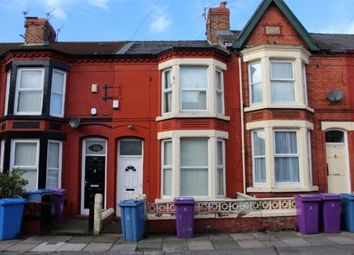 Thumbnail 3 bedroom property to rent in Langton Road, Wavertree, Liverpool