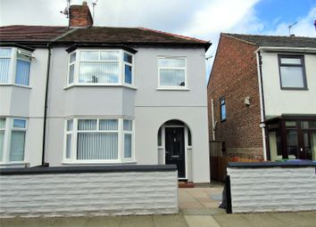Thumbnail 3 bed semi-detached house for sale in Mossfield Road, Orrell Park, Liverpool