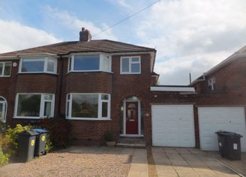 Thumbnail 3 bed semi-detached house to rent in Grange Lane, Four Oaks, Sutton Coldfield