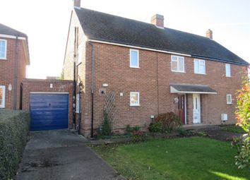 Thumbnail 3 bedroom semi-detached house for sale in Sampshill Road, Westoning, Bedford