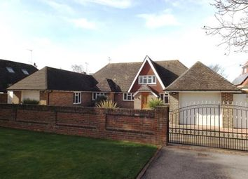 Thumbnail 4 bed detached house for sale in Ferringham Lane, Ferring, West Sussex