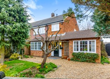Thumbnail 3 bedroom semi-detached house for sale in Langley Grove, Sandridge, St. Albans