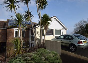 Thumbnail 3 bed terraced house for sale in Lidford Tor Avenue, Roselands, Paignton, Devon