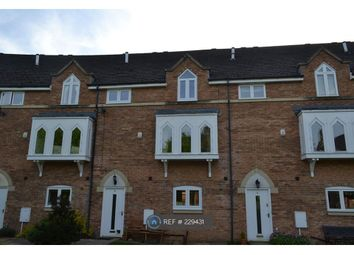 Thumbnail 4 bed terraced house to rent in St Lukes Crescent, Sedgefield