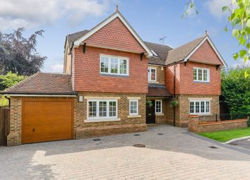 Thumbnail 6 bed detached house for sale in Highlands, Newbury