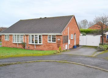 Thumbnail 2 bed semi-detached bungalow for sale in Netherbridge Avenue, Lichfield