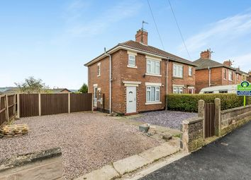 Thumbnail 3 bed semi-detached house for sale in Bemersley Road, Ball Green, Stoke-On-Trent
