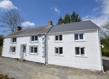 Thumbnail 5 bed detached house for sale in Llangoedmor, Cardigan