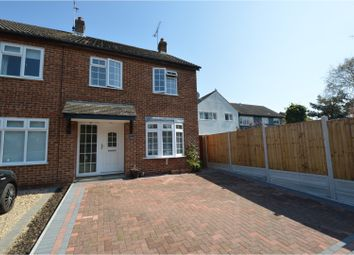 Thumbnail 3 bed semi-detached house for sale in Coach Mews, Billericay