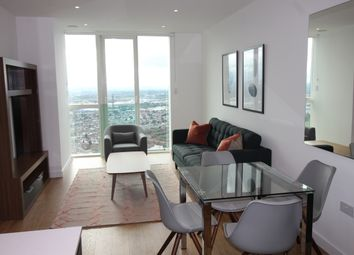 Thumbnail 2 bed flat to rent in Saffron Square, Pinnacle Apartments, Croydon