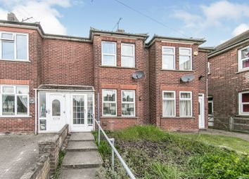 Thumbnail 3 bed terraced house for sale in Wherstead Road, Ipswich