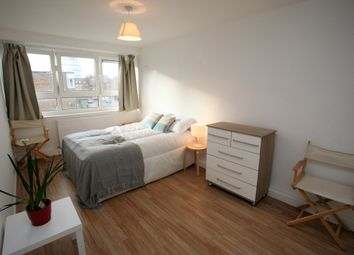 Thumbnail 4 bed flat to rent in Bullen Street, London