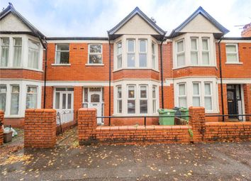 Thumbnail 3 bed terraced house for sale in Maindy Road, Cathays, Cardiff