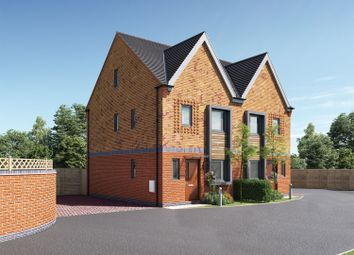 Thumbnail 4 bed semi-detached house for sale in Church Road, Yardley, Birmingham