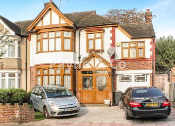 Thumbnail 4 bedroom semi-detached house for sale in Exeter Gardens, Ilford