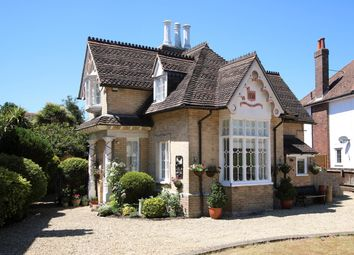 Thumbnail 3 bedroom detached house for sale in Alumhurst Road, Alum Chine, Westbourne
