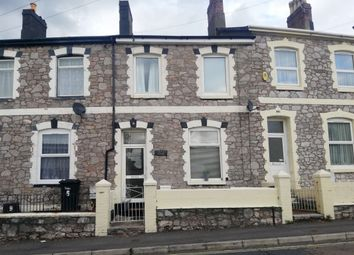 Thumbnail 3 bed terraced house for sale in Ellacombe Church Road, Torquay