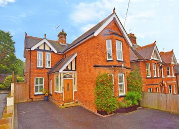 Thumbnail 4 bed detached house for sale in Harcourt Road, Uckfield