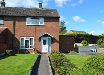 Thumbnail 2 bed semi-detached house for sale in Maple Avenue, Oswestry