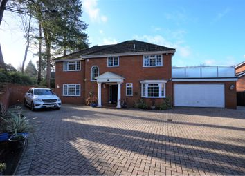4 bed detached house for sale in Lower Golf Links Road, Broadstone BH18