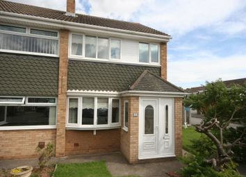 Thumbnail 3 bedroom semi-detached house for sale in Bank Sands, Middlesbrough