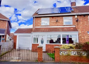 Thumbnail 3 bedroom semi-detached house for sale in Penistone Road, Sunderland