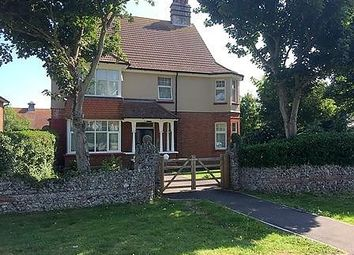 Thumbnail 1 bed flat to rent in Belgrave Road, Seaford