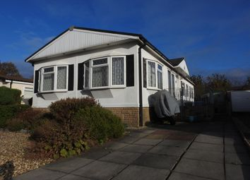 Thumbnail 3 bed mobile/park home for sale in Oaktree Avenue, Cuerden Valley Park, Leyland