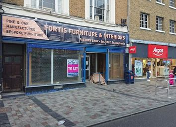 Thumbnail Retail premises to let in High Street, Maidstone, Kent