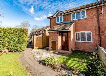Germander Drive, Bisley, Woking GU24. 2 bed end terrace house for sale