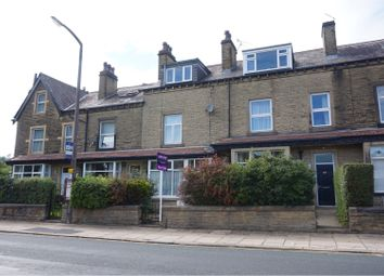 Thumbnail 4 bed terraced house for sale in Park Road, Bingley