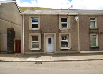 Thumbnail 2 bed property to rent in Alma Terrace, Ogmore Vale, Bridgend.